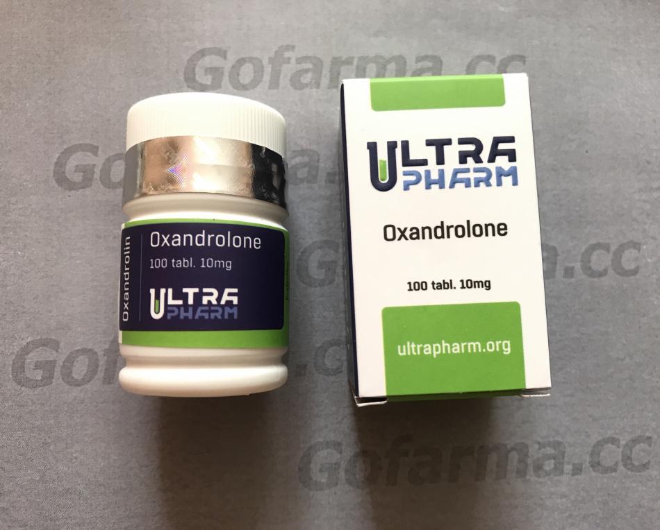 ULTRA OXANDROLONE (ультра оксандролоне)10MG/TAB - ЦЕНА ЗА 100ТАБ купить в России