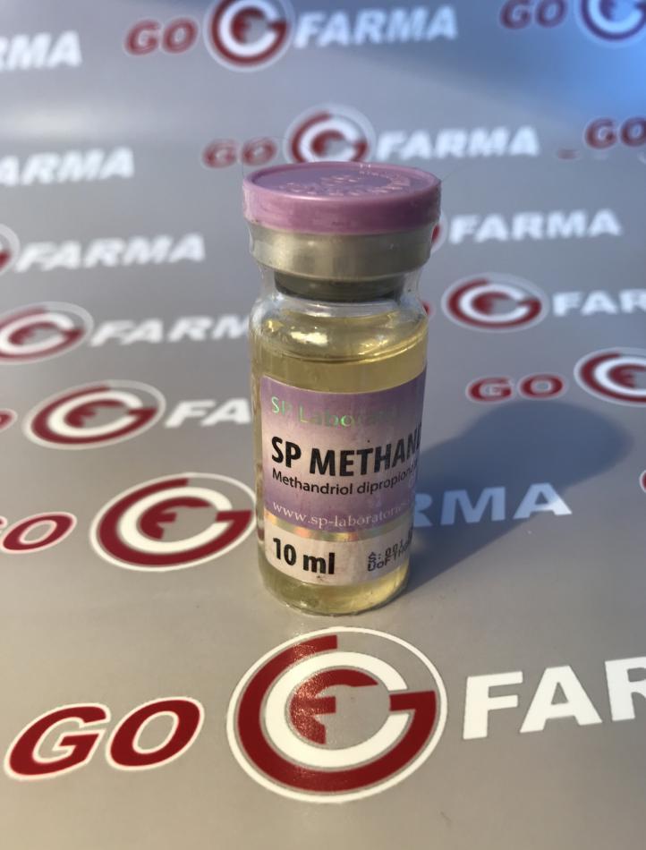 SP Methandriol dipropionate 75мг/мл - цена за 10мл купить в России