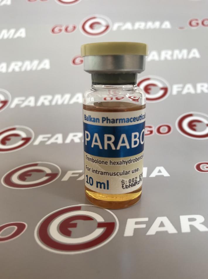 Parabolan 100MG/ML - ЦЕНА ЗА 10МЛ купить в России